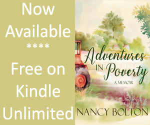 Adventures in Poverty now available ad